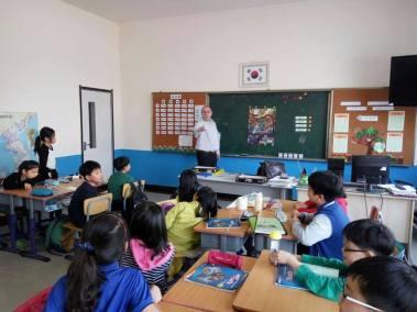 Helping South Korean schools teach maths