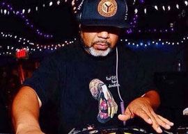 Ultimate Break and Beats Anniversary / BreakBeat Lou / SPECIAL ED / Camp Lo / hosted by Lord Finesse