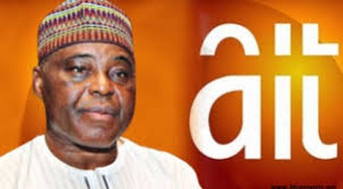 Image result for US revokes Dokpesi's visa — after 'receiving looters list from FG'