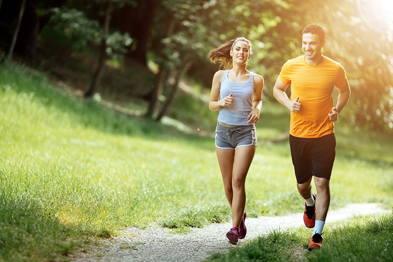 How Smiling Can Make You a Better Runner