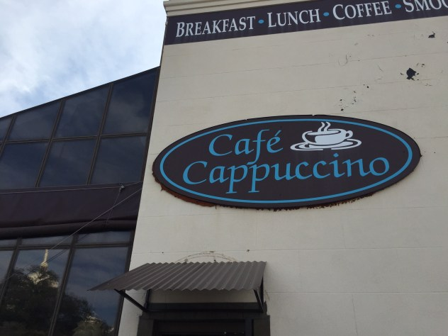 Famous Cafe Capp in Waco, TX