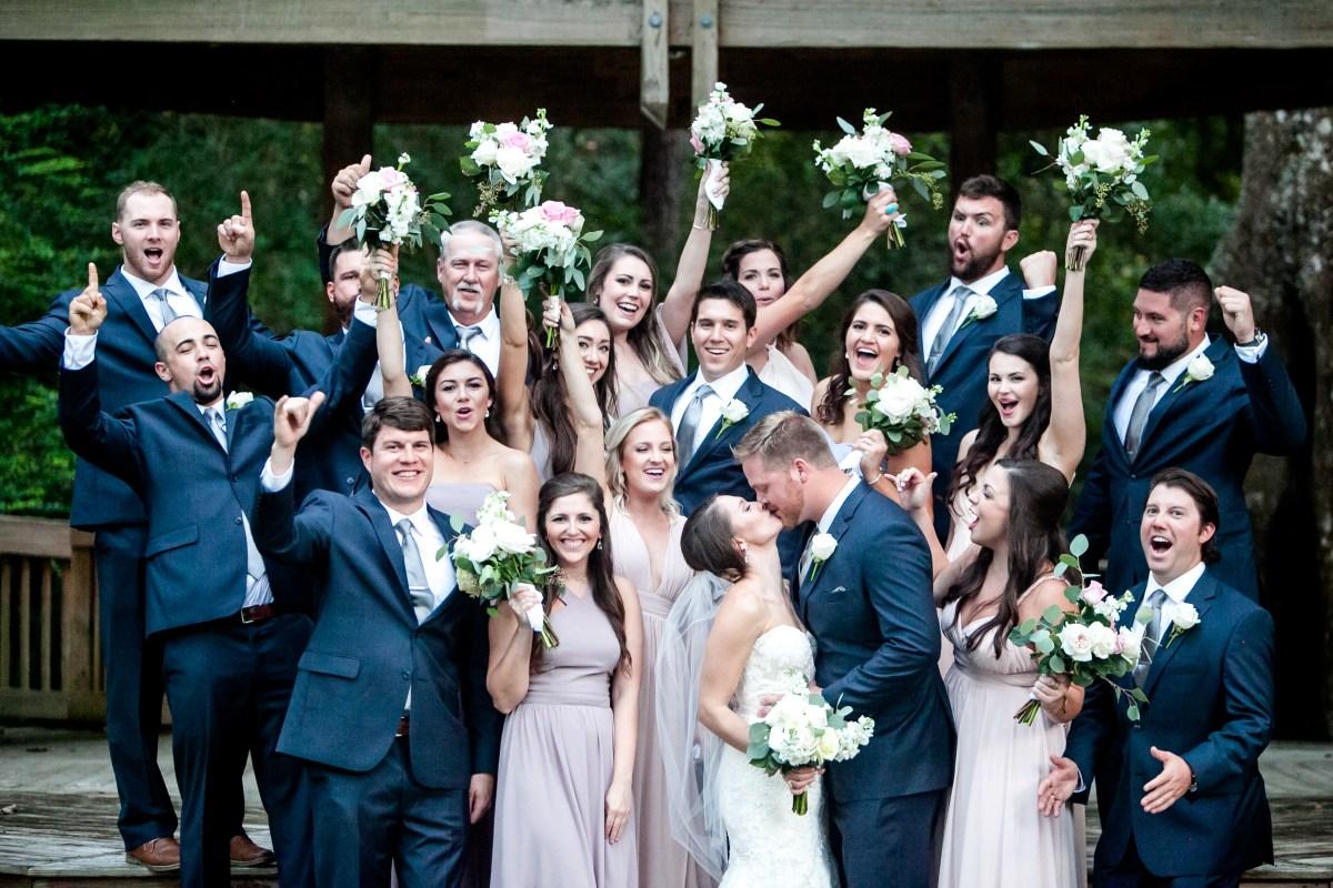 Our Wedding Day in Santa Rosa Beach, FL