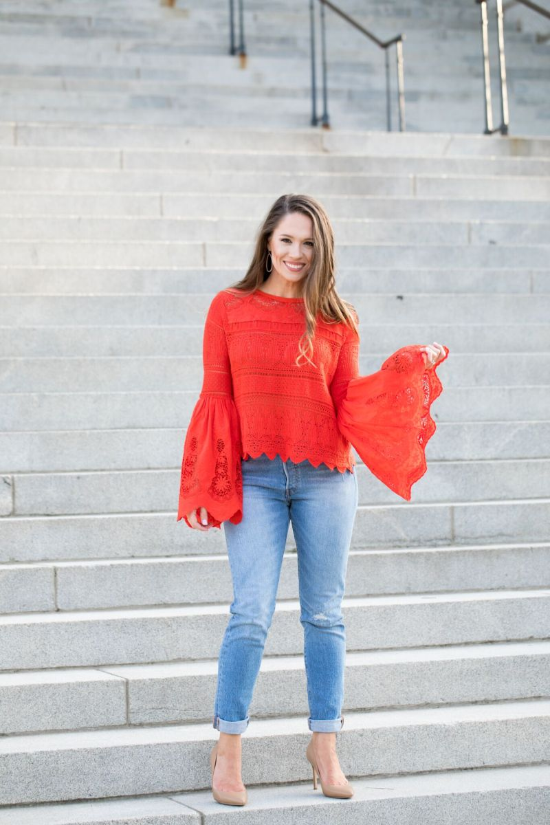 Red Hot Sleeves in the City