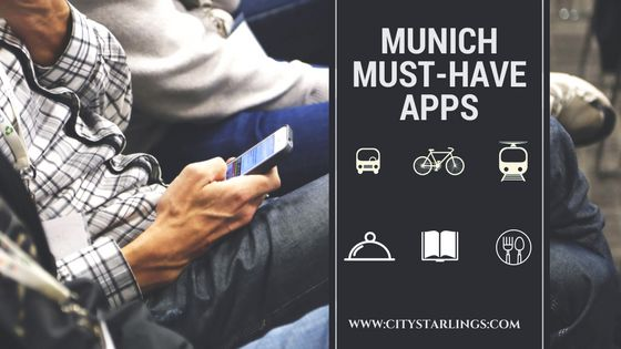Must-Have Apps while living in Munich