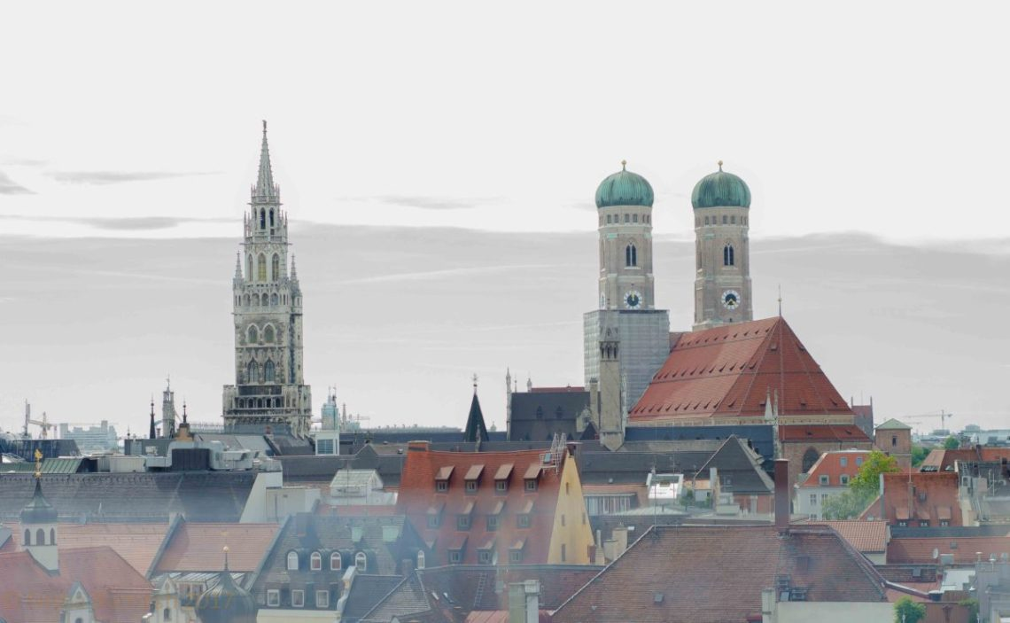 Munich's top Rooftop Bars & Cafés