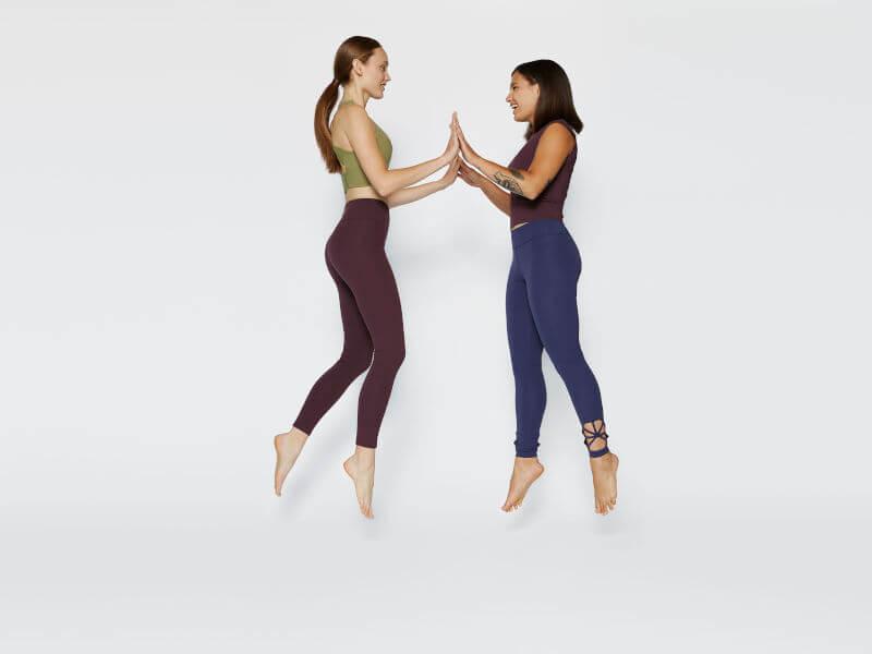 Sustainable activewear from Mandala