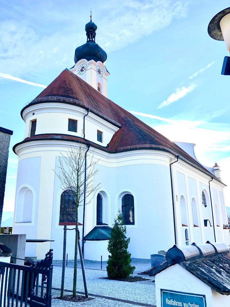 Church in Murnau