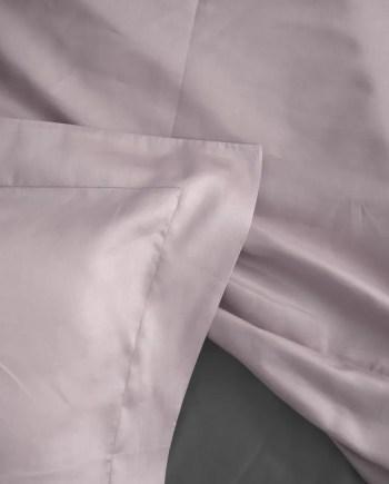 Federa in raso di cotone
