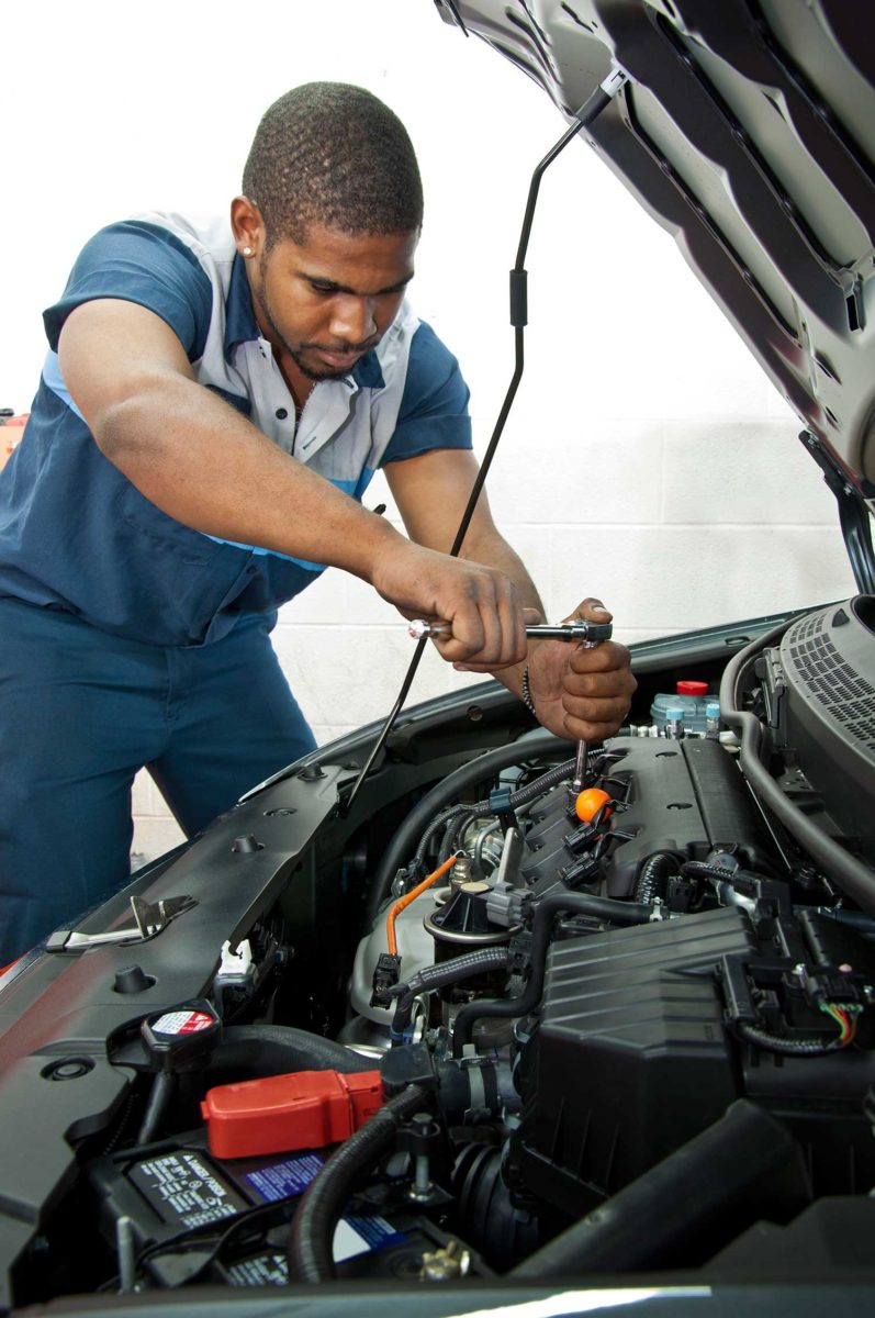 Light Vehicle Technician City Training Services