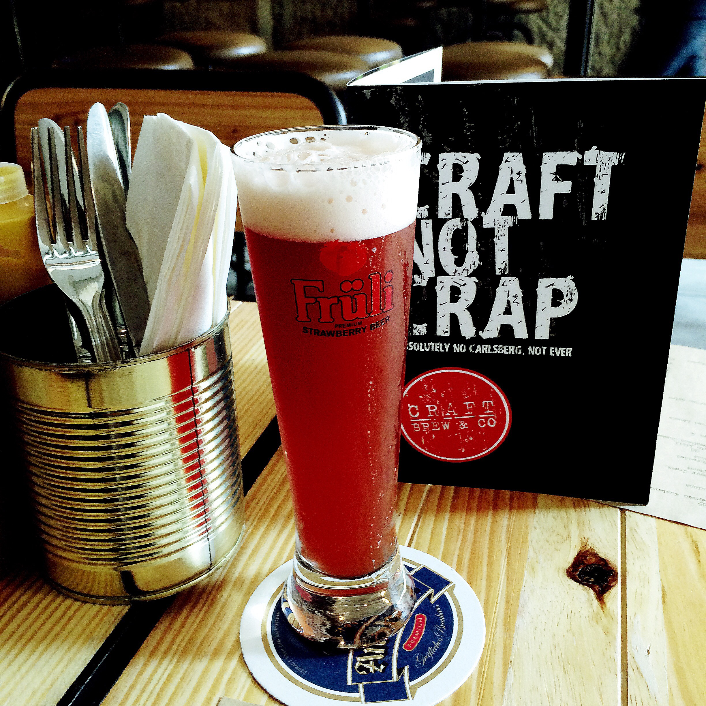 Craft Brew & Co – 西營盤