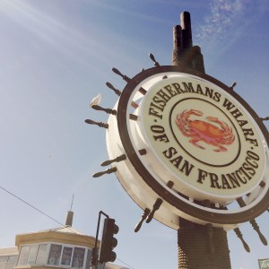 美國西岸長征遊記 – Fisherman's Wharf, San Francisco