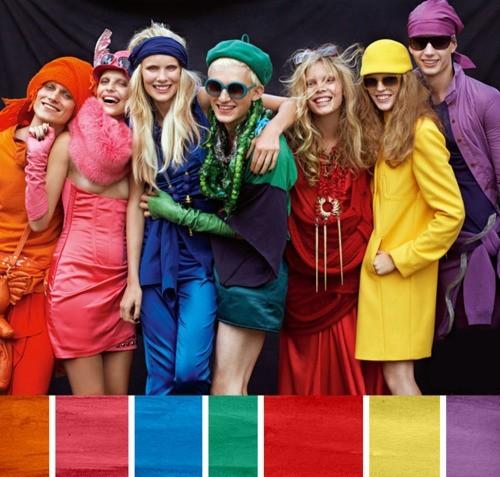 Модные тенденции сезона осень — зима 2014-2015 годов