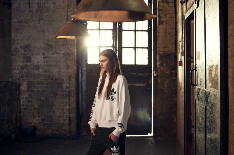 adidas Originals представляет линейку Berlin из женской коллекции Around The World