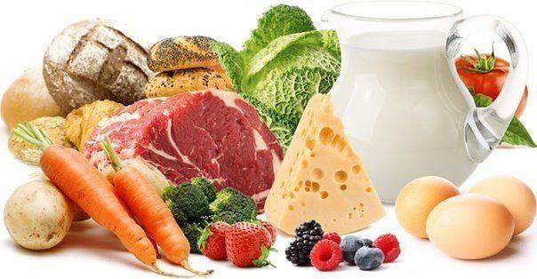 9 полезных продуктов