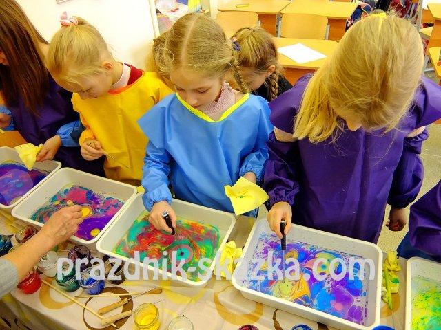 Интересные мастер классы для детей способствуют развитию одаренности ребенка.