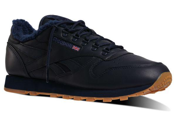 Reebok Classic Leather Sherpa TS