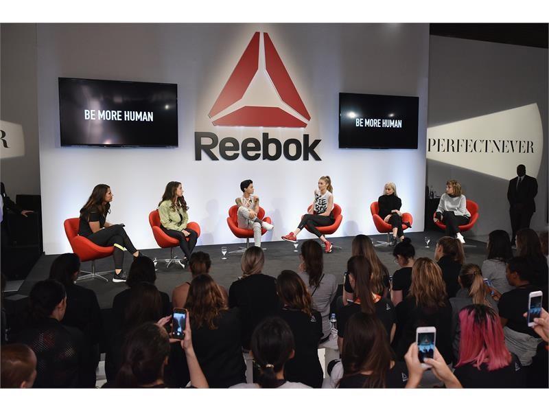 Джиджи Хадид присоединилась к кампании Reebok #PerfectNever