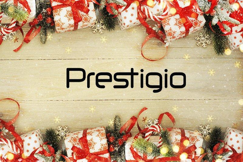 Декабрьские новинки от PRESTIGIO