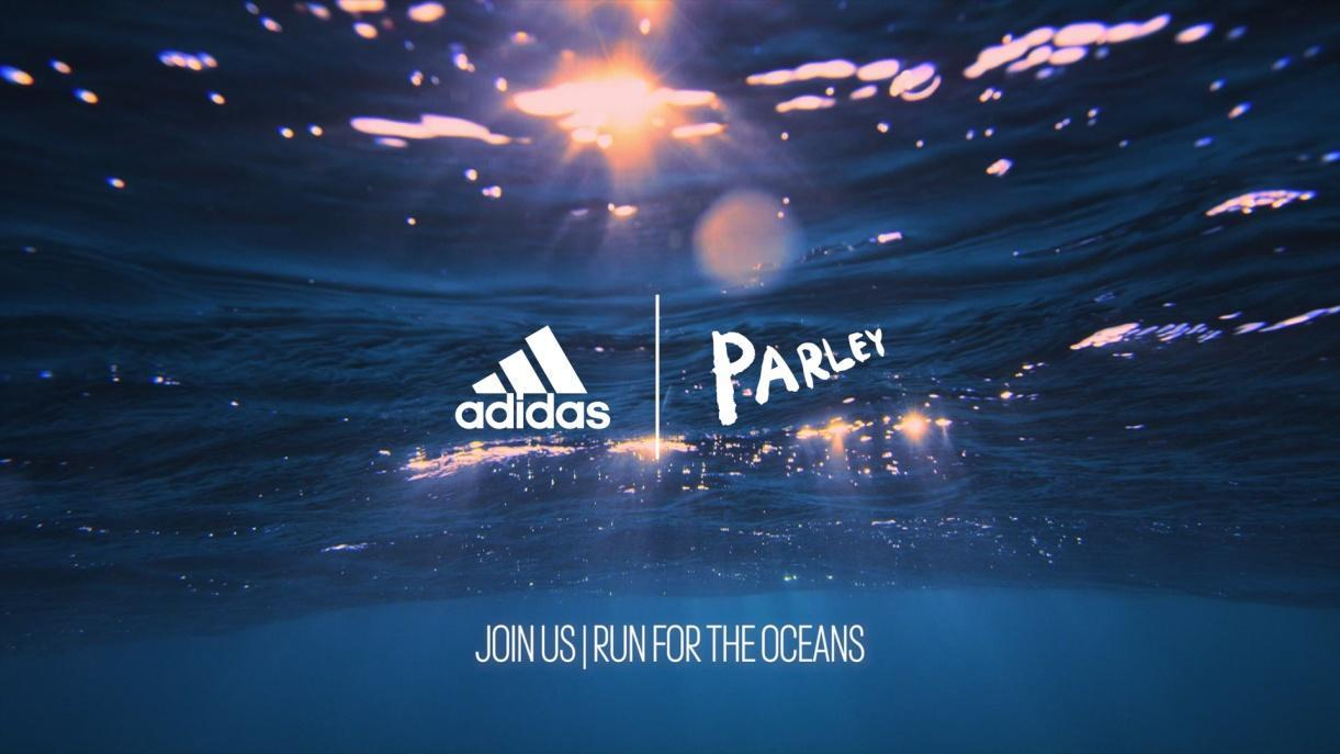 adidas x Parley Run for the Oceans