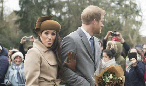 Меган Маркл - золушка Британской короны