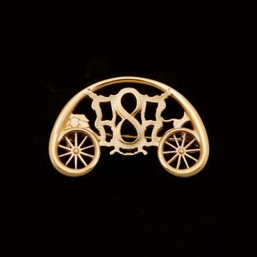 The 686 Brooch (donation £10 or more)