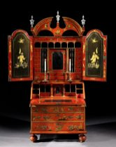 Peter Lipitch Painted Commode