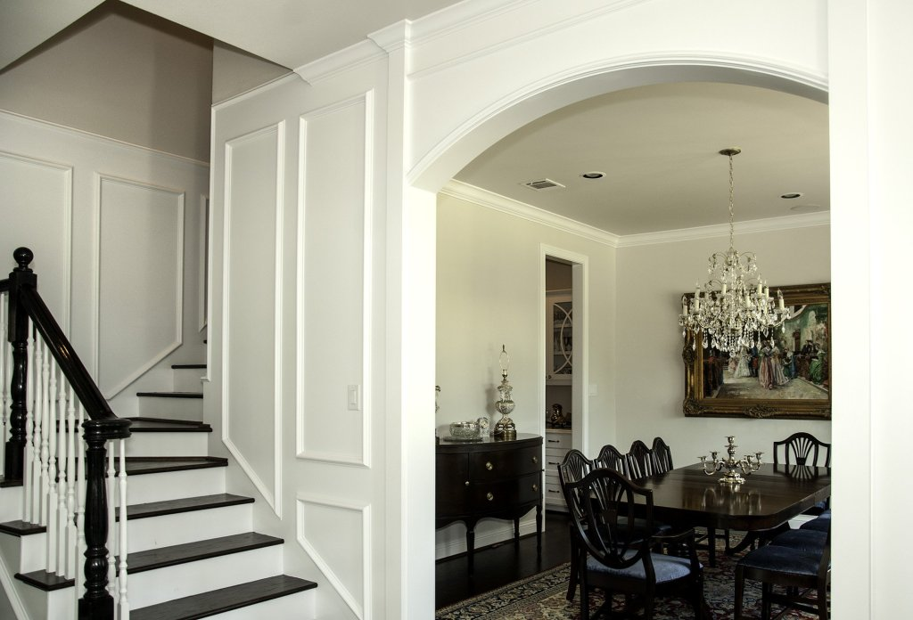 Stair & Dining for PHC