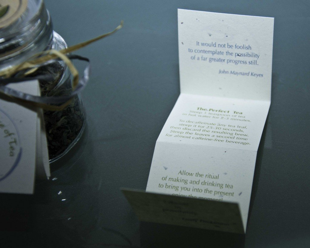 By the Grace of Tea Packaging designed by citywork