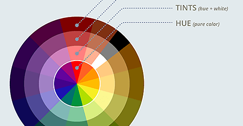 All You Wanted to Know About Color Theory