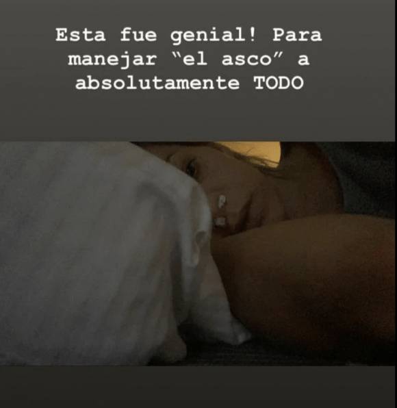 """Noelia Marzol contó que """"el olor"""" de su pareja le dio asco en el inicio del embarazo: """"Es horrible decírselo"""""""