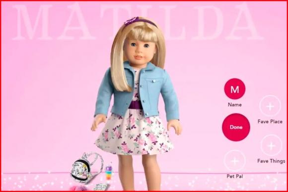 Regalo increíble ¡y carísimo! Luciana Salazar le compró a Matilda una muñeca de más de 16.000 en Nueva York