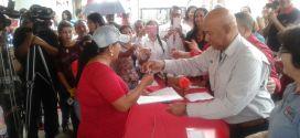 (NOTICIA EN DESARROLLO) #23MAR 72 FAMILIAS EN LARA RECIBEN CASAS Y TÍTULOS DE PROPIEDAD