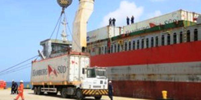 Arribaron al país   481,88 toneladas de materiales de construcción para la #GMVV