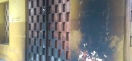 Intentaron incendiar Casa Memoria a Robert Serra