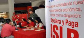 Seniat cumplió en 198% meta de recaudación de ISLRen el primer trimestre