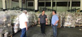 Ministro Marco Torres inspeccionó almacenes CLAP