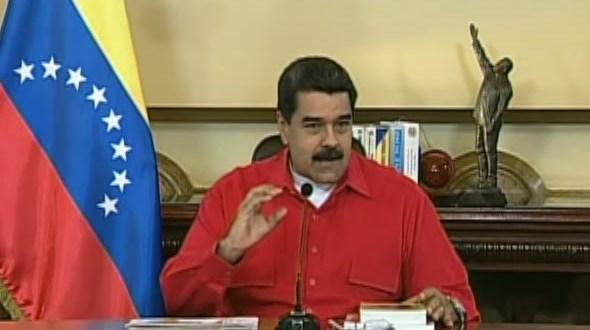 """Jefe de Estado: """"Estamos escribiendo historia en la defensa de la verdad de Venezuela ante la OEA"""""""