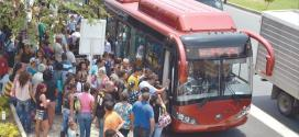 72 HORAS DE PARO: 'Guarimberos del transporte' persiguen fines políticos
