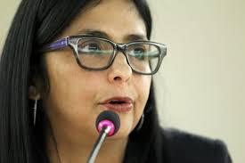 Delcy Rodríguez denunció que Julio Borges usurpó funciones