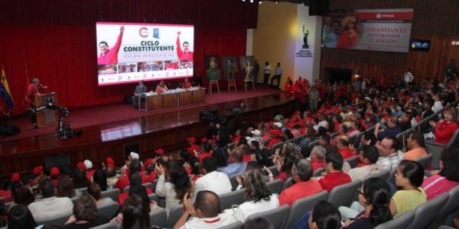 (+Video) Del Pino: Se debe penalizar en la Constitución lasamenazas a inversionistas extranjeros