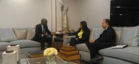 (+Tuits) Venezuela y Haití exploran nuevas áreas de cooperación en agricultura y agua