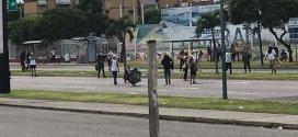 Terroristas atacan sede de Corpolara