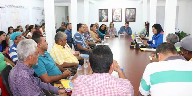 Gobierno Nacional otorgará créditos a comerciantes del estado Lara afectados por acciones terroristas