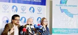 EN SEPTIEMBRE: FARC-EP lanzará su partido político