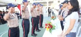 Egresan funcionarios para PNB y CICPC de la UNES Lara