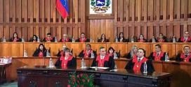 TSJ ratifica que la AN se mantiene en desacato y sus actos carecen de validez