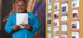 Diosdado Cabello: MUD califica al CNE de fraudulento, pero se medirá en comicios regionales