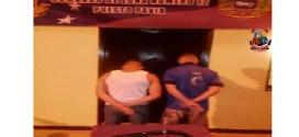 """Dos integrantes de la banda """"Los Mechupas"""" detenidos con un arma de fuego"""