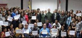 UPTAEB entregó certificados del Diplomado en ACPI
