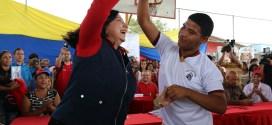 A/J Carmen Meléndez es la candidata de las fuerzas revolucionarias en Lara
